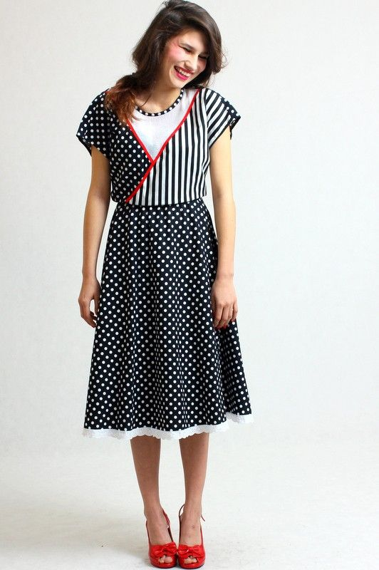 Dotted Stripes