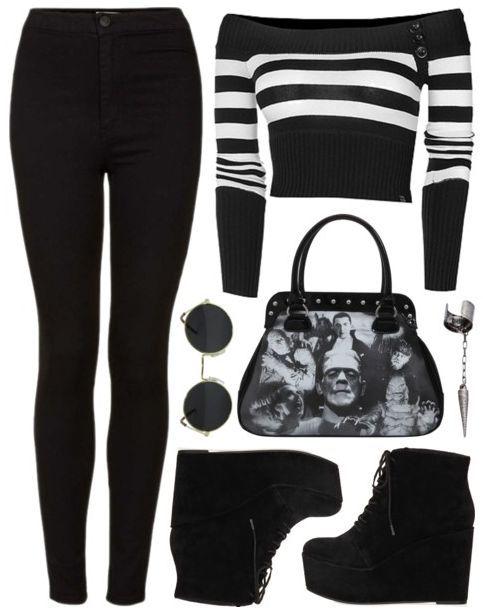 goth fashion looks - Pesquisa Google