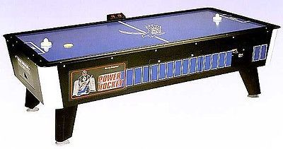 Air Hockey 36275: 8 Foot Great American Commercial Coin Operated Power Air Hockey Table Game BUY IT NOW ONLY: $2695.0