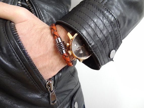 EXPRESS SHIPPINGTaba Braided Leather BraceletHigh Quality