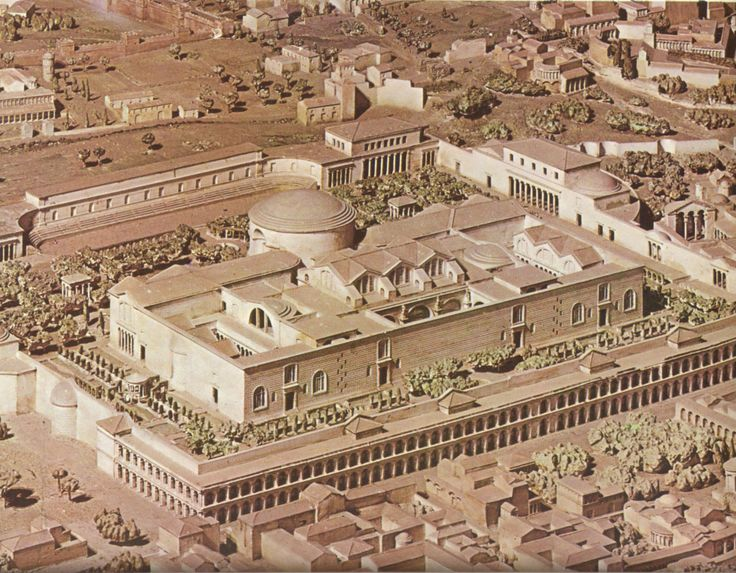 the history of roman architecture Writing about history: problem and solution copyright © houghton mifflin  the  roman arch freed architects to explore different and larger structures.