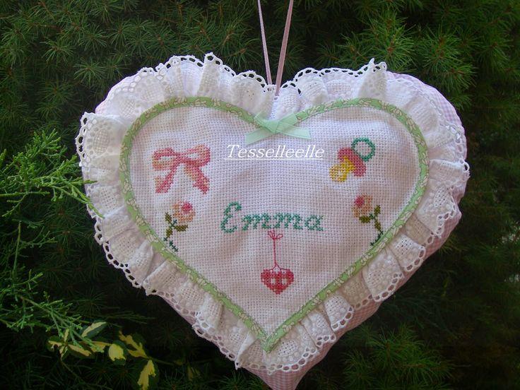 Di tutto un po'... bijoux, uncinetto, ricamo, maglia... ღ by tesselleelle ღ : Altre creazioni per Emma....e un po' di natura!