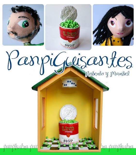 Maribel & Roberto, El Guisante Verde Project, by Panpikutxa... :)))