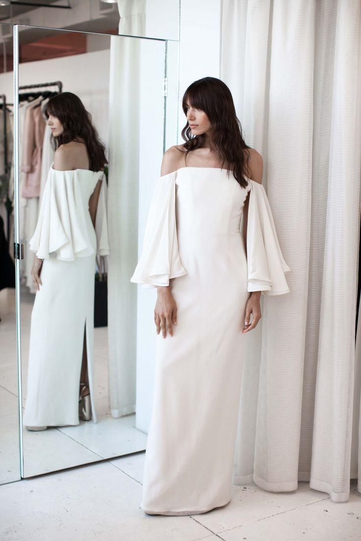 84 best A Modern Wedding images on Pinterest Wedding dressses
