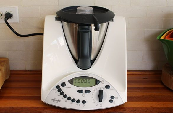 Thermomix 1 Taking the Thermomix for a Test Drive