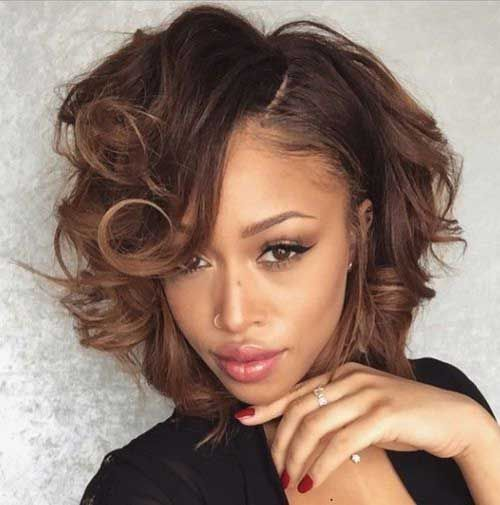 Brilliant 1000 Ideas About Black Bob Hairstyles On Pinterest Black Bob Hairstyle Inspiration Daily Dogsangcom