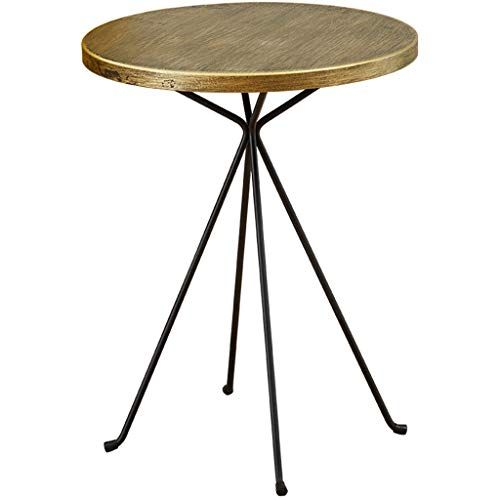 Super Simple Wrought Iron Side Table Coffee Table Environmentally Interior Design Ideas Gentotthenellocom