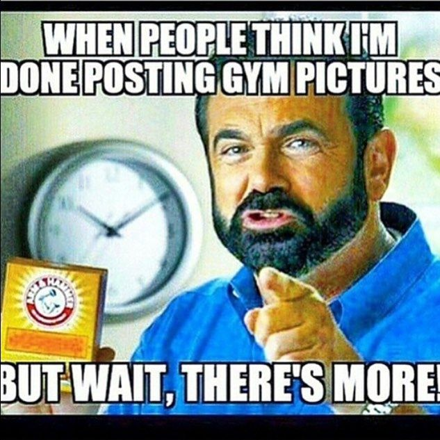 Gym Selfies Are The Best Fitness Fuark Instafit Fitnessfreaks Crossfitfamily Crossfitlifestyle Gym Humor Workout Humor Gym Memes