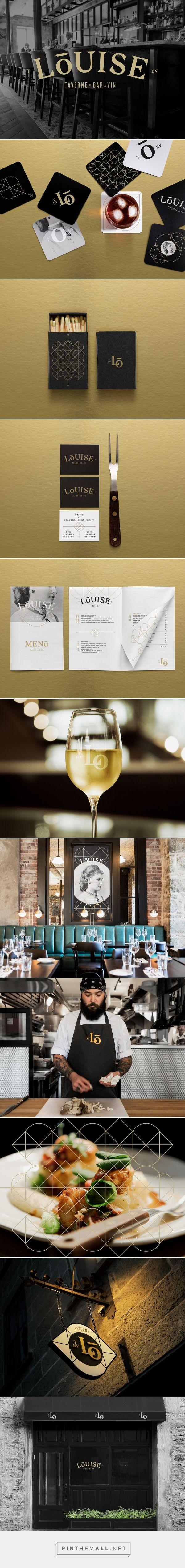 Taverne Louise branding | lg2