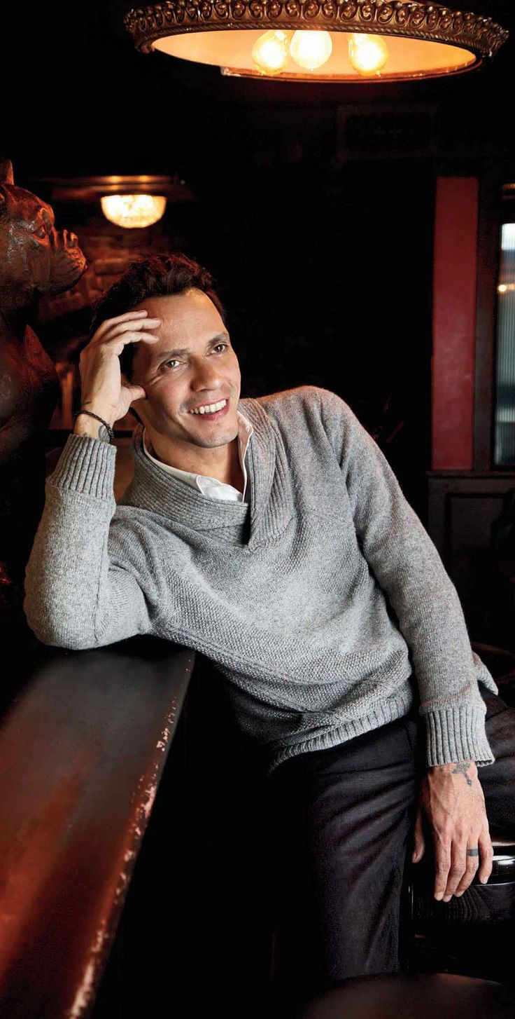 Marc Anthony adds modern character to this sweater. #Kohls