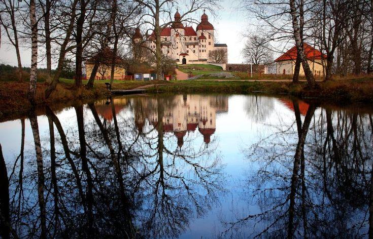Läckö castle by susannemkarlsson