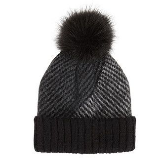 Aldo Ladossi Hat, $20, available at Aldo. #refinery29 http://www.refinery29.com/cool-beanies#slide-1