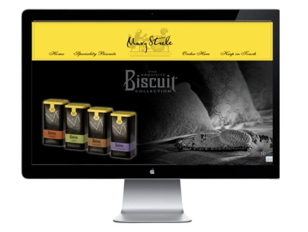 Mary Steele web design