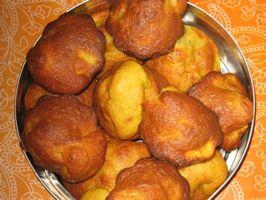 Muffins de la Sainte Lucie (Norvège)