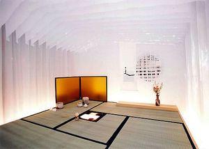 紗の茶室 : 現代的にデザインされた「茶室」が斬新すぎる - NAVER まとめ