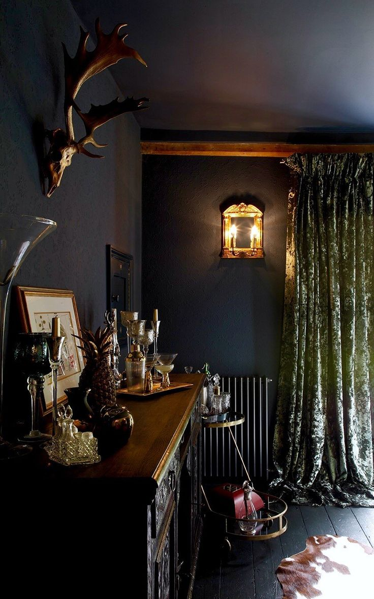 The 25 Best Gothic House Ideas On Pinterest Gothic Room