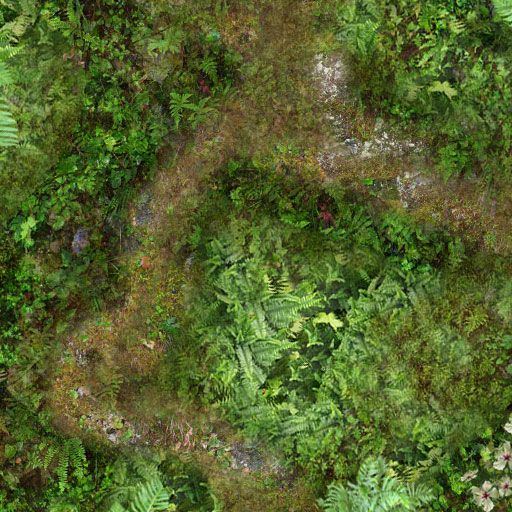 maps jungle rpg battle wilderness map close fantasy dungeon tabletop setting path dungeons dragons pools character dd concept