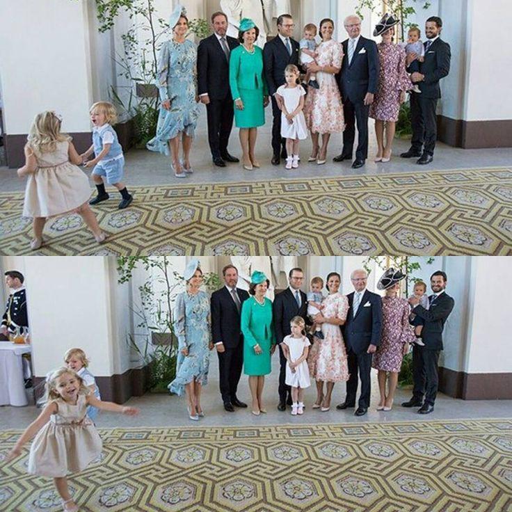 Princess Leonore and Prince Oscar  #princealexander #princesssofia #princecarlphilip #swedishroyalfamily #swedishnationalday #kungahuset #crownprincessvictoria #princedaniel #solliden #kungafamiljen #princess #sverige #swedishprincess #royal #like4like #followme