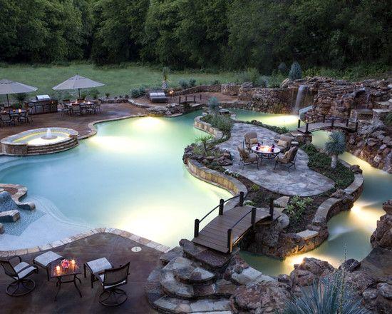 Pool Design.  Wow.