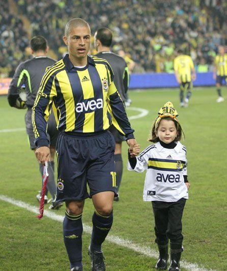 Campeonato Brasileiro Key Missing Players: Alex De Souza Fenerbahçe