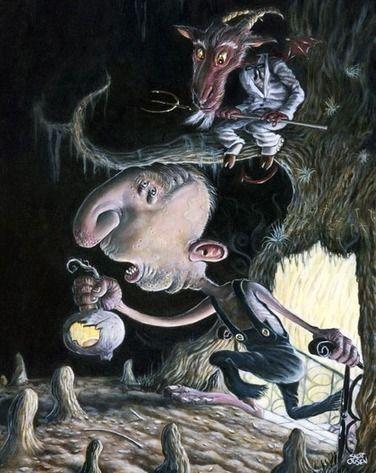 La légende de Jack O'Lantern : l'origine de la citrouille d'Halloween | French…