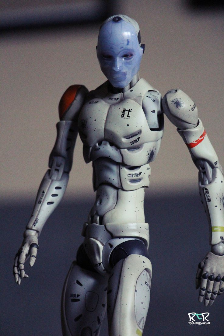 *Review* 1000Toy's SDCC Exclusive Synthetic Human Test ...