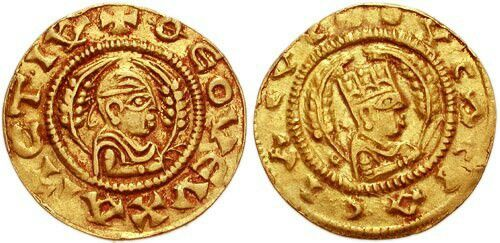 Aksumite gold coins