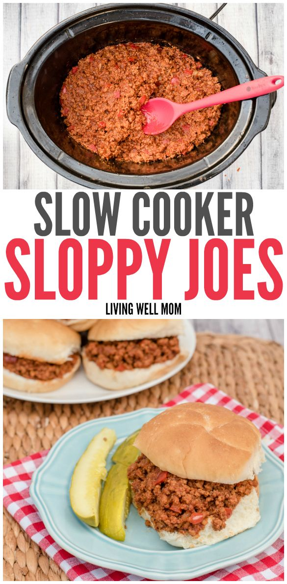 This Easy Slow Cooker Sloppy Joes isn't your average 'joe'; it's deliciously tangy with Paleo-friendly ingredients. Plus it's kid-approved and, with quick and easy prep time, it's a perfect family dinner recipe for any busy weeknight! (Sponsored)