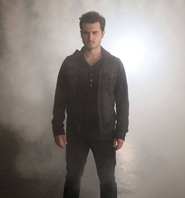 "The Vampire Diaries S6 Michael Malarkey as ""Enzo St. John"""