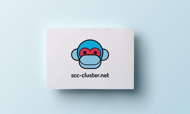 SCC-Cluster - logo - by Lotne Studio