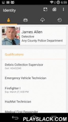 01 TAG App - Remote Check-in  Android App - playslack.com ,  The 01 TAG app is designed to allow first responders and others to turn their phone into an identity.At an incident scene the 01 TAG app may create a Quick Response Code (QR Code) which can be read into existing Salamander emergency management software ensuring interoperability at any incident employing Salamander Intelligent Accountability™ products nationwide.01 TAG app users with a SalamanderLive™ account may electronically join…
