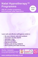 The award winning Natal Hypnotherapy Home Birth Programme (4 CD's) designed to give you powerful self hypnosis techniques to ensure you have a truly wonderful pregnancy and birth experience during your home birth. £39.99   www.sunflowerzone.com