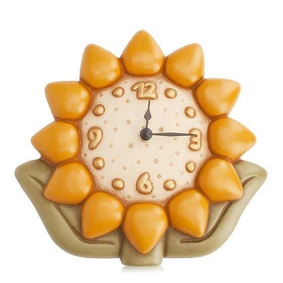 Sunflower Clock - Thun