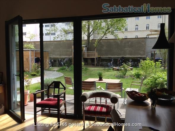 SabbaticalHomes   Home For Rent Berlin 10115 Germany, Modern Apartment With  Garden In | Sabbaticals In Germany | Pinterest | Renting And Berlin Germany