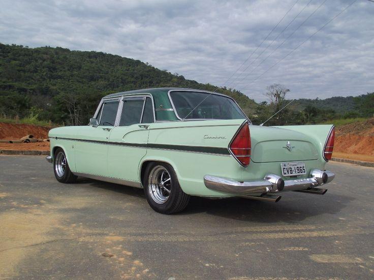 Simca Tufão 1965 - Ano 1965 - 15000 km - no MercadoLivre