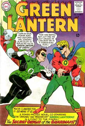 Reports: Alan Scott, the original Green Lantern, would be revealed as gay