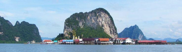 Phang Nga Nationalpark Koh Panyee