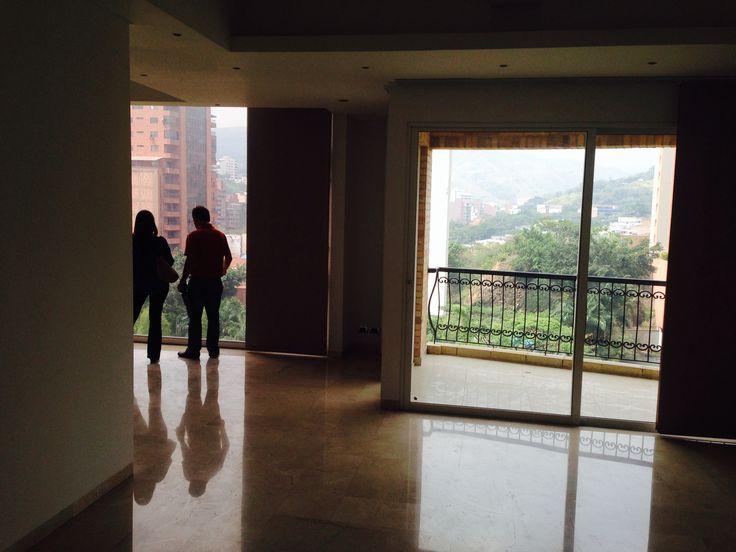 Espectacular Vista con Balcon