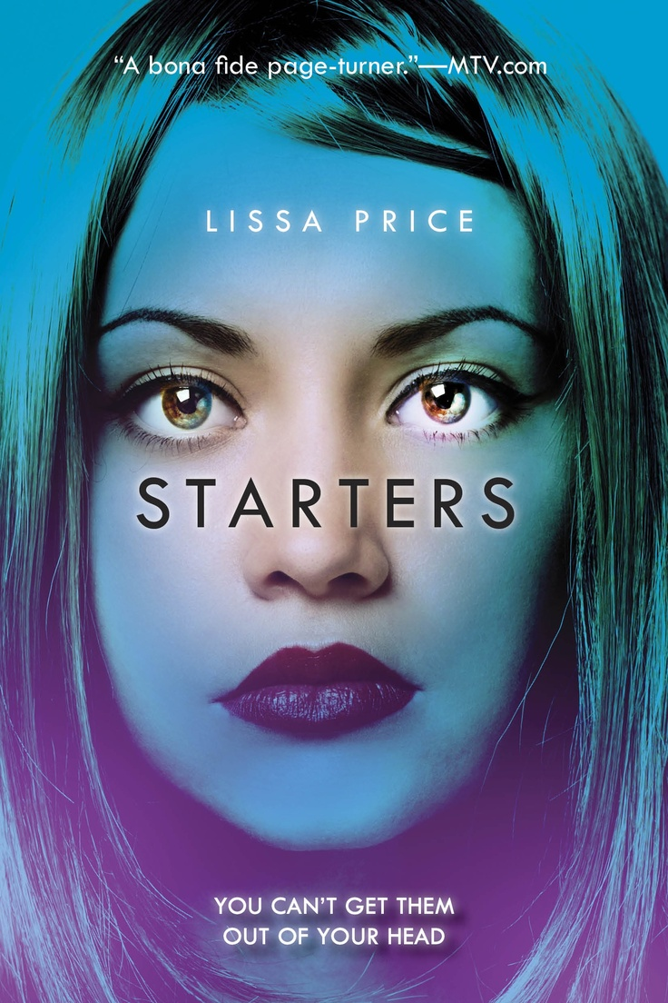 Starters (Paperback Edition) – Lissa Price