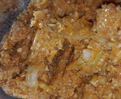 Rezept Veganer Hackepeter von Rufus248 - Rezept der Kategorie Saucen/Dips/Brotaufstriche