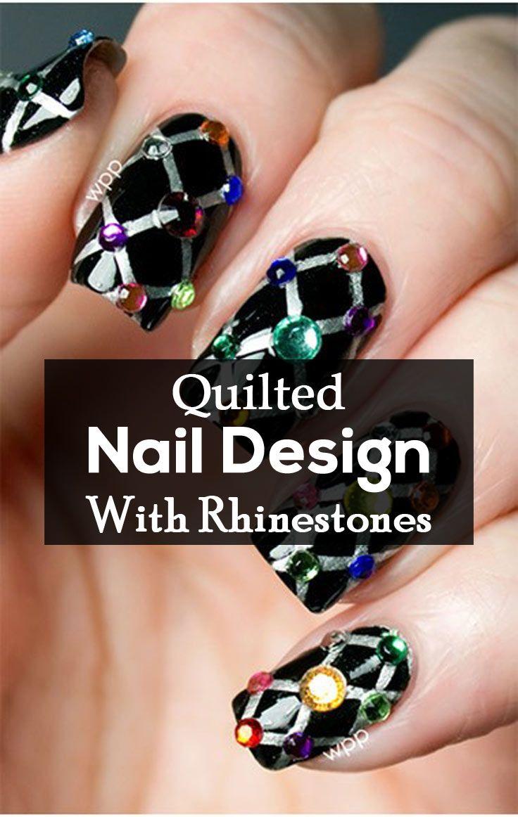 449 best glitter nails images on pinterest | dark blue, artificial