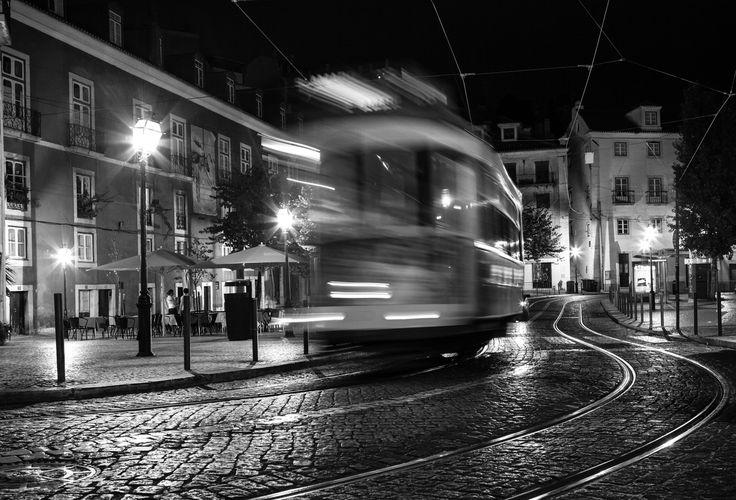 Lisbon tram by Leszek Wybraniec on 500px