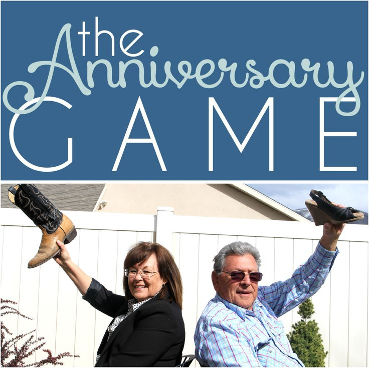 Who feeds the dog? Who initiated the first kiss? Who is the first to apologize? Who controls the TV remote? This is a fun, easy anniversary party game that answers all those WHO questions.  It...