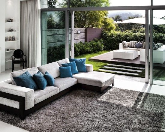 Mom Likes The Sofa: Modern Living Room Design, Pictures, Remodel, Decor And  Ideas   Page 14 Part 54