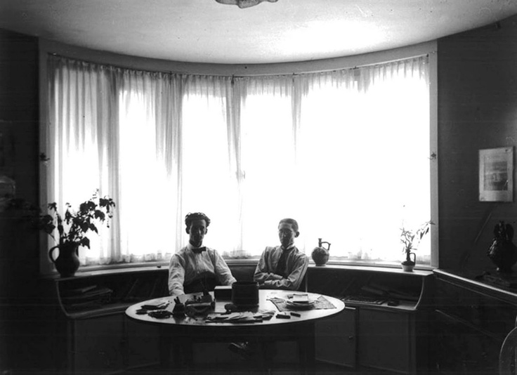 Albert et Charles Édouard Jeanneret
