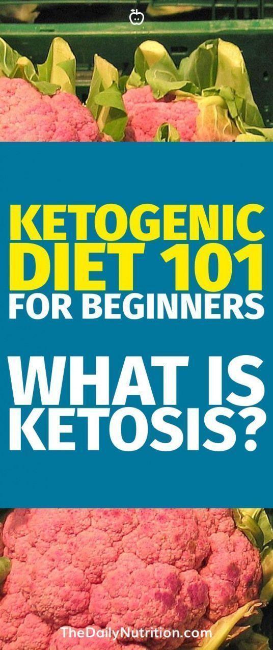 Ketogene Diät 101 für Anfänger: Was ist Ketose? #..
