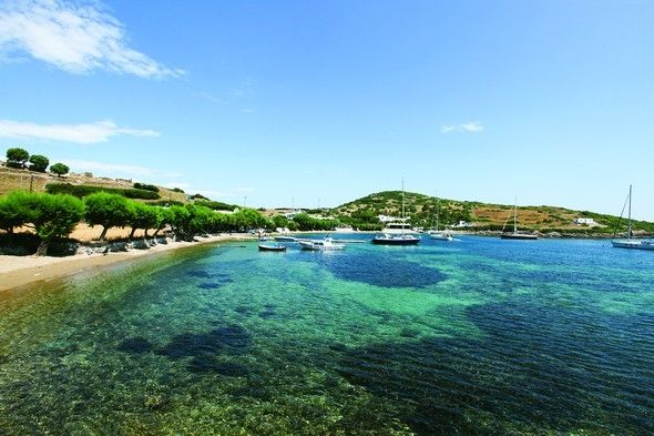 Vagia beach #Patmos