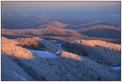Bieszczady #bieszczady #mountains #gory #winter #poland