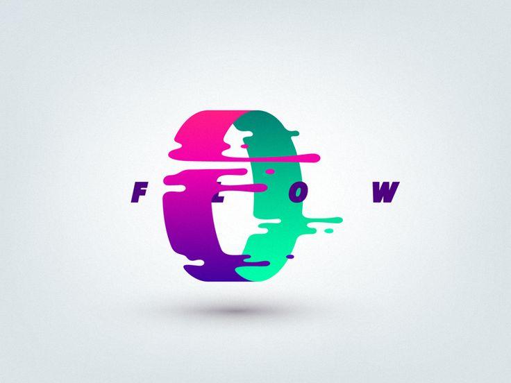 Logo Inspiration · Flow