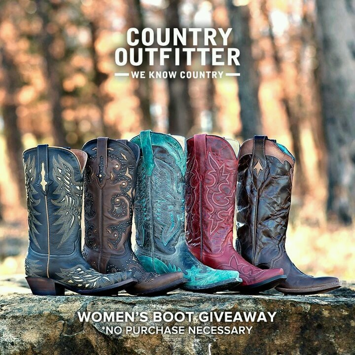 Country Outfitter boots. One day I will own a pair
